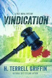 bargain ebooks Vindication Mystery / Legal Thriller by H. Terrell Griffin