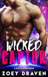 bargain ebooks Wicked Captor SciFi Romance by Zoey Draven