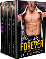 bargain ebooks Be My Forever: The Complete Series Box Set Contemporary Romantic by Lauren Wood