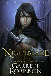 bargain ebooks Nightblade Dark Fantasy Horror by Garrett Robinson