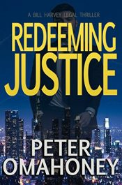 bargain ebooks Redeeming Justice Crime Thriller by Peter OMahoney