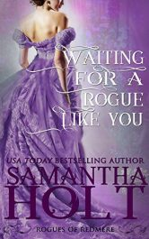 amazon bargain ebooks Waiting For a Rogue Like You Historical Romance by Samantha Holt