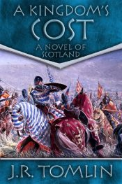 bargain ebooks A Kingdom's Cost Historical Fiction by J. R. Tomlin