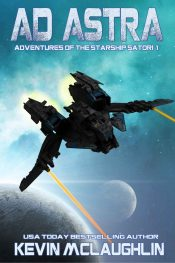 bargain ebooks Ad Astra Science Fiction by Kevin McLaughlin