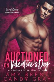 bargain ebooks Auctioned on Valentine's Day Contemporary Romance by Amy Brent