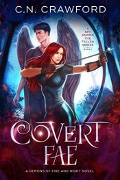 bargain ebooks Covert Fae Fantasy Adventure by C.N. Crawford