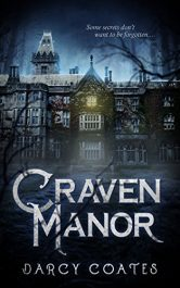 bargain ebooks Craven Manor Super Natural Horror by Darcy Coates