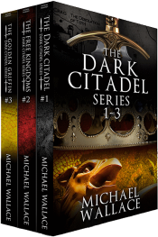 bargain ebooks The Dark Citadel Omnibus Scifi Fantasy Horror by Michael Wallace