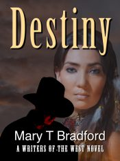 bargain ebooks Destiny Historical Romance by Mary T Bradford
