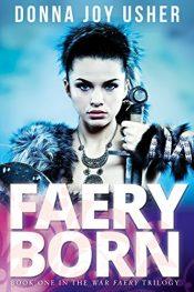 amazon bargain ebooks Faery Born YA/Teen Fantasy by Donna Joy Usher