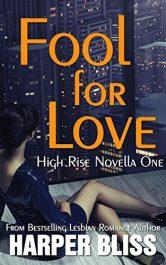 bargain ebooks Fool for Love Erotic Romance by Harper Bliss