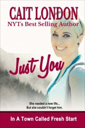 bargain ebooks Just You Contemporary Romance by Cait London
