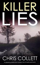 bargain ebooks Killer Lies Mystery by Chris Collett