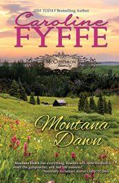 bargain ebooks Montana Dawn Historical Fiction by Caroline Fyffe