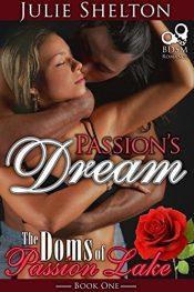 bargain ebooks Passion's Dream Erotic Romance by Julie Shelton