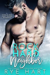 bargain ebooks Rock Hard Neighbor Romance by Rye Hart