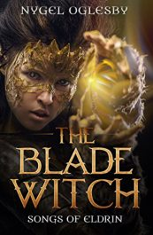 bargain ebooks The Blade Witch Horror / Dark Fantasy by Nygel Oglesby