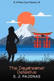 bargain ebooks The Daydreamer Detective Cozy Mystery by S. J. Pajonas