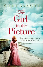 bargain ebooks The Girl in the Picture Historical Fiction by Kerry Barrett