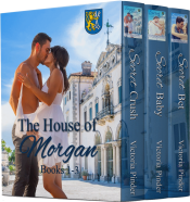bargain ebooks The House of Morgan Romance by Victoria Pinder
