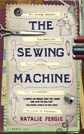 amazon bargain ebooks The Sewing Machine Historical Fiction by Natalie Fergie