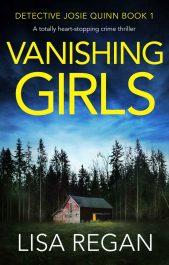 bargain ebooks Vanishing Girls Mystery / Thriller by Lisa Regan