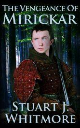 bargain ebooks The Vengeance of Mirickar Action/Adventure Scifi Fantasy by Stuart Whitmore