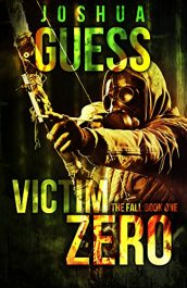 amzaon bargain ebooks Victim Zero Scifi Horror by Amy Cross