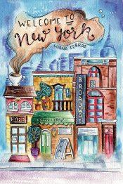bargain ebooks Welcome to New York Contemporary Romance by Luana Ferraz