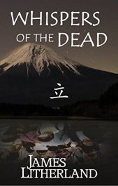 amazon bargain ebooks Whispers of the Dead Scifi Mystery Thriller by James Litherland