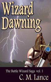 bargain ebooks Wizard Dawning Contemporary Fantasy by C.M. Lance