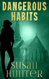 amazon bargain ebooks Dangerous Habits Cozy Mystery by Susan Hunter