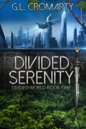 bargain ebooks Divided Serenity Science Fiction by G.L. Cromarty