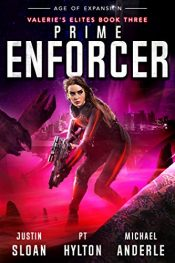 bargain ebooks Prime Enforcer Science Fiction by Multiple Authors