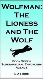 amazon bargain ebooks Wolfman: The Lioness And The Wolf Supernatural Occult Horror by E A Price