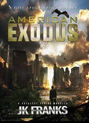 amazon bargain ebooks American Exodus Science Fiction by JK Franks
