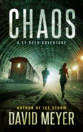 bargain ebooks Chaos Action Adventure Thriller by David Meyer