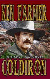 bargain ebooks Coldiron Western Horror by Ken Farmer