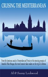 bargain ebooks Cruising the Mediterranean Travel Adventure by AI & Sunny Lockwood