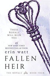 bargain ebooks Fallen Heir Young Adult/Teen by Erin Watt