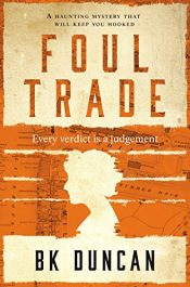 bargain ebooks Foul Trade Historical Mystery by BK Duncan