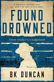 bargain ebooks Found Drowned Historical Mystery by BK Duncan