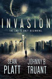 bargain ebooks Invasion Science Fiction by Johnny B. Truant & Sean Platt