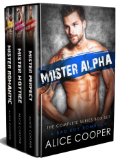 bargain ebooks Mister Alpha: The Complete Series Box Set Contemporary Romance by Alice Cooper