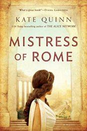amazon bargain ebooks Mistress of Rome Historical Fiction by Kate Quinn