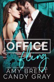bargain ebooks Office Fling Romance by Amy Brent