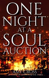 bargain ebooks One Night at a Soul Auction Fantasy Horror by Amy Cross