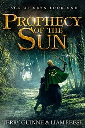 bargain ebooks Prophecy of the Sun Young Adult/Teen Fantasy by Liam Reese & Terry Guinne