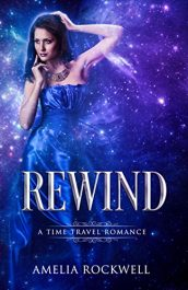 bargain ebooks Rewind Time Travel Romance by Amelia Rockwell