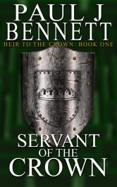 amazon bargain ebooks Servant of the Crown Fantasy by Paul J Bennett